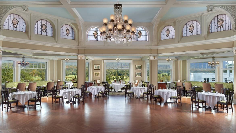Main Dining Room Omni Mount Washington