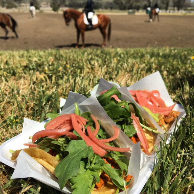 Food trucks plus eventing? YES PLEASE. Photo by @sweetd67 on Instagram.