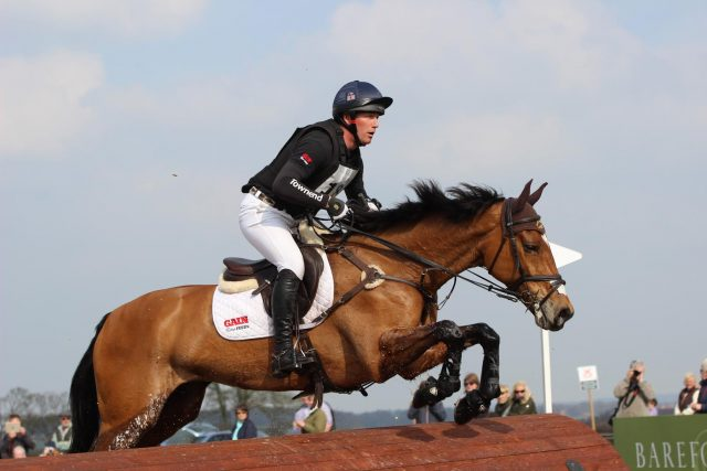 Oliver Townend and Cooley Master Class. Photo by Julie Walker/MEM.