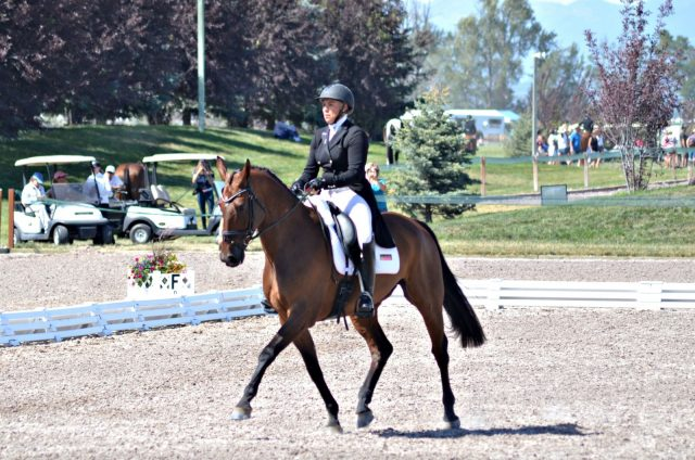 California Gurls Heather Morris & Tamie Smith Win All the Dressage Things at Rebecca Farm
