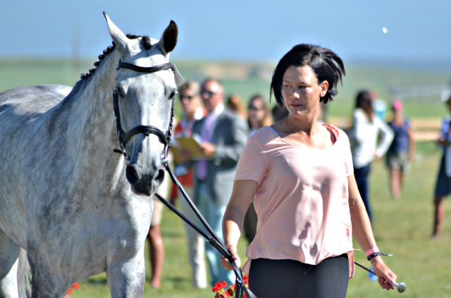 Rebecca Farm Sunday Horse Inspection: All NAJYRC/CIC3* Pass, Two Spun in CCI3*