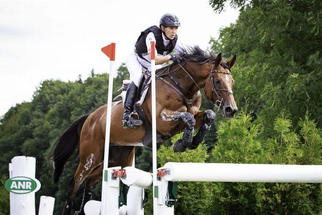 Ingrid Klimke and Horseware Hale Bob. FEI/ Libby Law Photo.