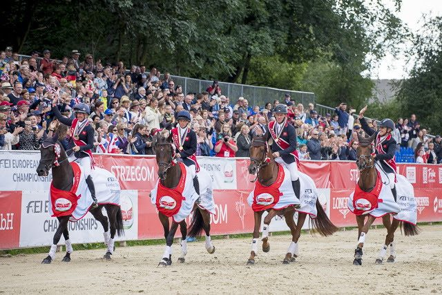 Reigning European Champions Announce Long-List for Championships