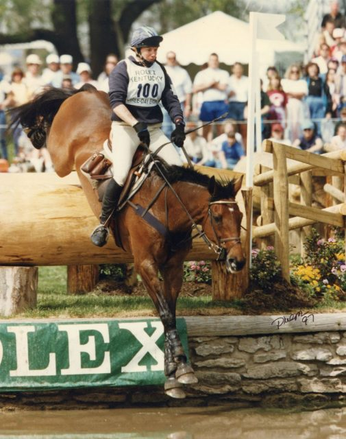 William Micklem Eventing Nation Three Day Eventing News