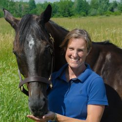Advanced Level eventer and psychotherapist Andrea Waldo tells us why we need to screw up (a lot!) if we want to be better riders.