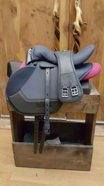BUA saddle
