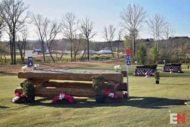 The Fork Cic3 Weg Test Event Cross Country Course Preview Eventing