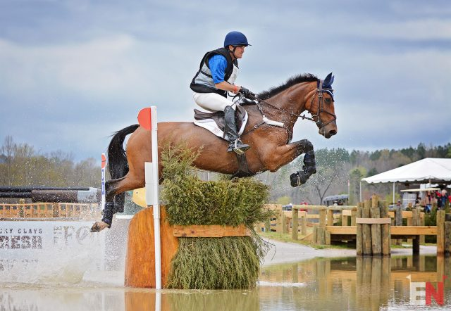 #ThrowbackThursday Video from Ecovet: Rewind to The Fork's 2018 CIC3* Water
