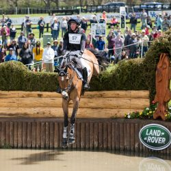 Oliver Townend and Cooley Master Class. Photo by Leslie Threlkeld.