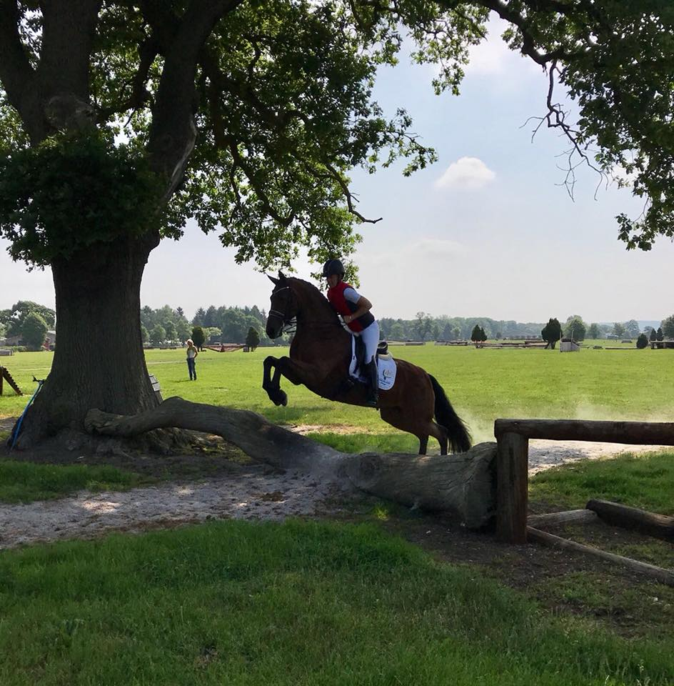 Thursday Video from Nupafeed: Charlotte Dujardin Goes Cross Country Schooling - Eventing Nation - Three-Day Eventing News, Results, Videos, and Commentary
