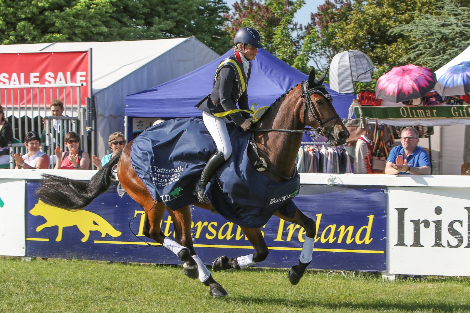 Tattersalls International H.T. is Canceled - Eventing Nation - Three-Day Eventing News, Results, Videos, and Commentary
