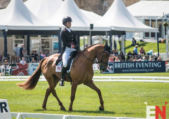 Tilly Berendt   Eventing Nation - Three-Day Eventing News