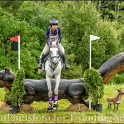 Preliminary/Training: Denise Goyea & Quickest.
