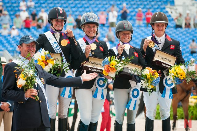 British Eventing CEO Steps Down
