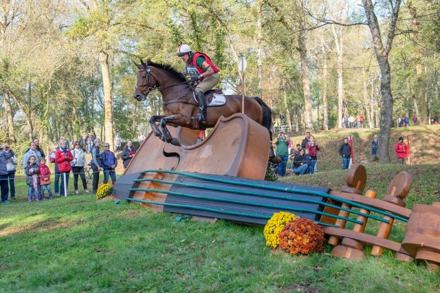 Mexico Announces Eventing Team for Pan American Games