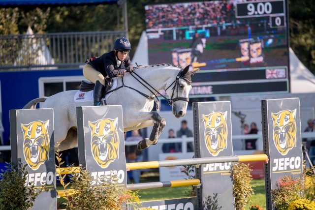 Le Lion Show Jumping: The Young, The Restless, and the History-Making