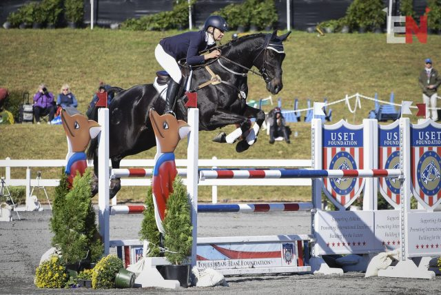 Stutes and Chatwin Crowned Dutta Corp/USEF National CCI3* Champions