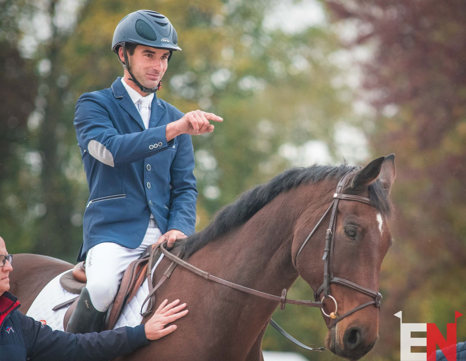 French Eventing Bids Adieu to Olympic Star