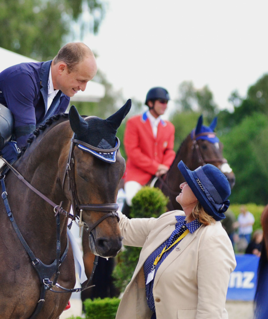 Adelaide 2018 to Celebrate Life of Australian Eventing Icon Gillian Rolton