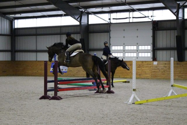 Clinic Report: Jumping With WEG Gold Medalist Devin Ryan, Day 1