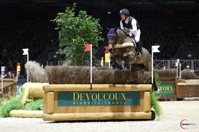 Michael Jung Wins All The Things at Bordeaux