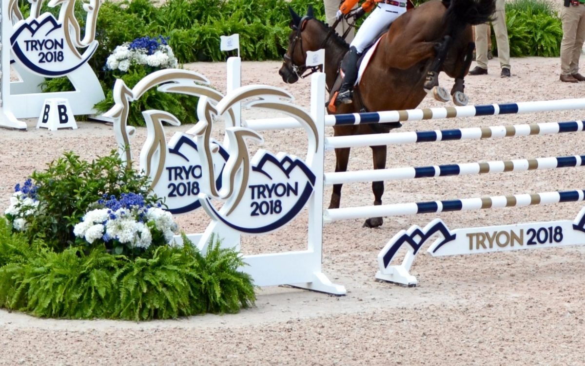 FEI Cites 'Very High' Interest in 2022 World Championships