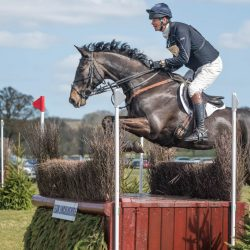 William Fox-Pitt and Oratorio II. Photo by Tilly Berendt.
