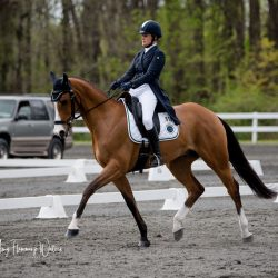 Katherine Coleman and Monte Classico. Photo by Amy Flemming-Waters / AFW Photography.