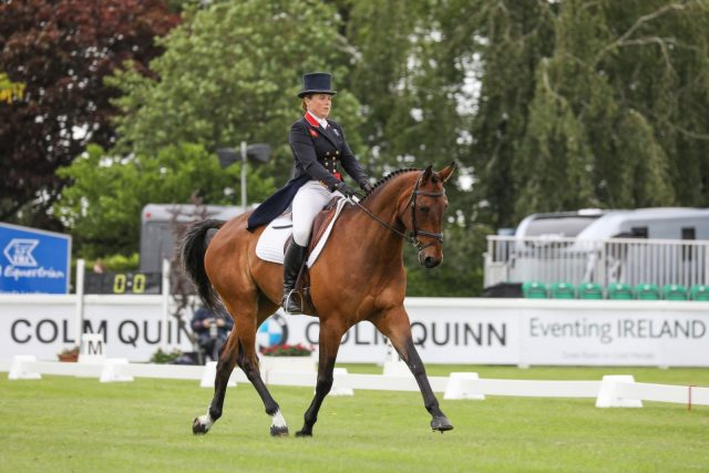 Tattersalls CCI4*-L: Best of British as Pippa Funnell Heads