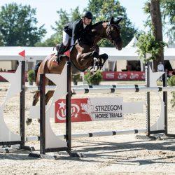 Michael Jung and fischerChipmunk. Photo by Leszek Wójcik/LOTTO Strzegom Horse Trials.
