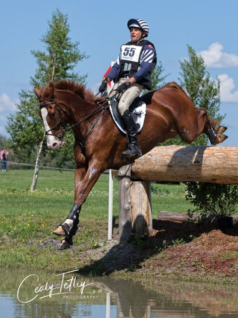 Previewing the Bromont CCI4*-S Entry List
