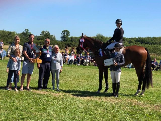 Sally Spickard   Eventing Nation - Three-Day Eventing News