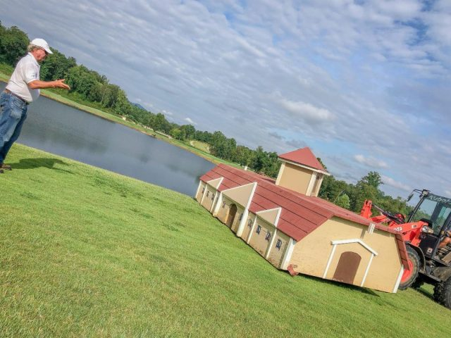 TIEC's Inaugural Blue Ridge Mountain H.T. to Utilize White Oak Cross Country Course