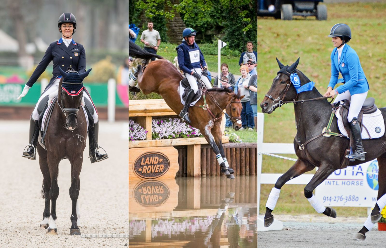 US Equestrian Announces 2019 Land Rover Eventing Grant Recipients - Eventing Nation - Three-Day Eventing News, Results, Videos, and Commentary