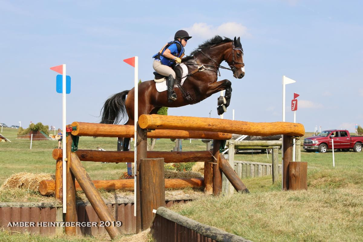 Colleen Rutledge & Covert Rights Secure CCI4*-S Victory Plantation Field