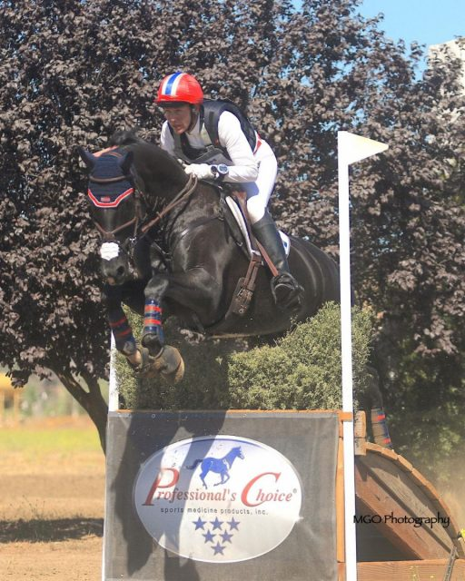 Tamie Smith Takes the Podium in Twin Rivers CCI4*-S