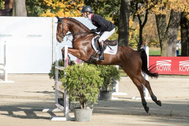 Harry Meade and Superstition Sweep Strzegom CCI4*-L