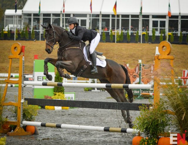 Sylvester and Paddy the Caddy Steal Four-Star Crown in Exciting Fair Hill Finale