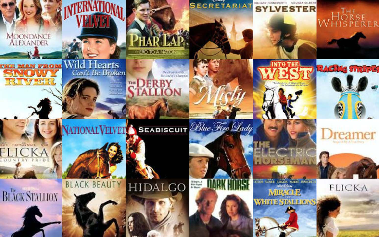 Best Of Hn Almost Every Horse Movie Ever Made Ranked Reviewed Eventing Nation Three Day Eventing News Results Videos And Commentary