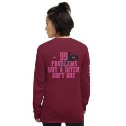 99 Problems But a Ditch Ain't One - klipklopshop.com