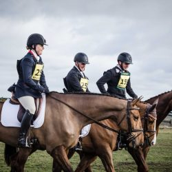 Eventing in early March - or, as is the case in 2020, late February - might be an occasionally brutal undertaking, but let's be honest: we're all going to do it. Photo by Tilly Berendt.