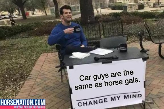 Best of HN: Horse Gals Are the Equivalent of Car Guys - Eventing Nation - Three-Day Eventing News, Results, Videos, and Commentary