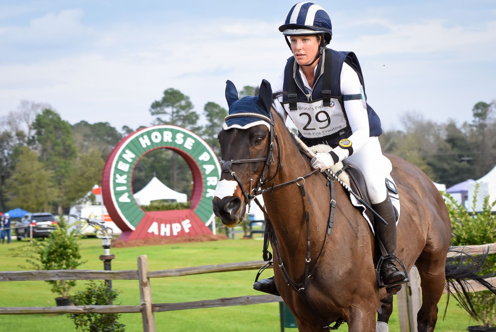 Bruce's Field Celebrates Thoroughbreds + Much More 'In The Park' - Eventing Nation - Three-Day Eventing News, Results, Videos, and Commentary