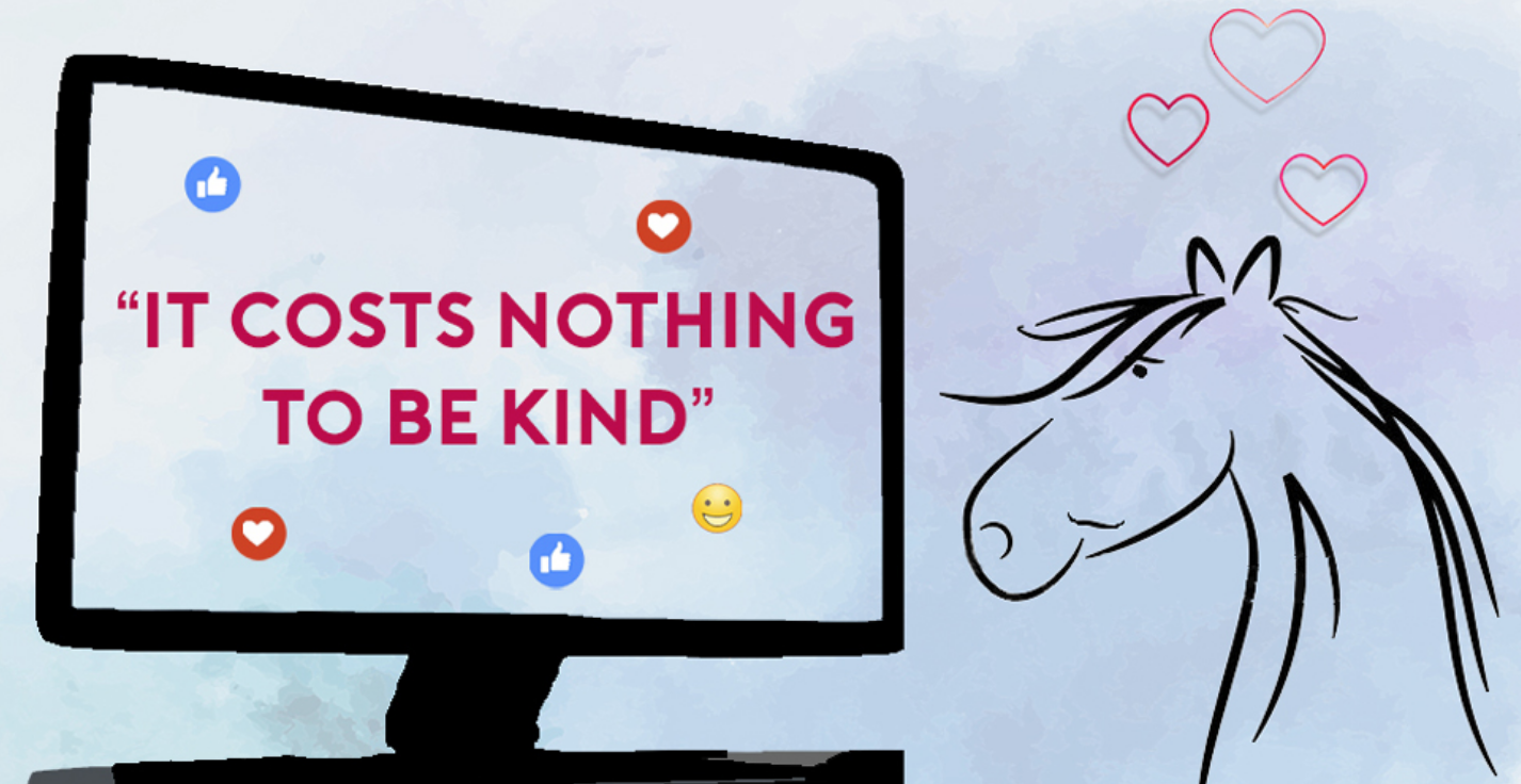 What If Instead, We Chose to Be Kind? - Eventing Nation - Three-Day Eventing News, Results, Videos, and Commentary