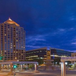 Photo courtesy of the Hyatt Regency Albuquerque Hotel.