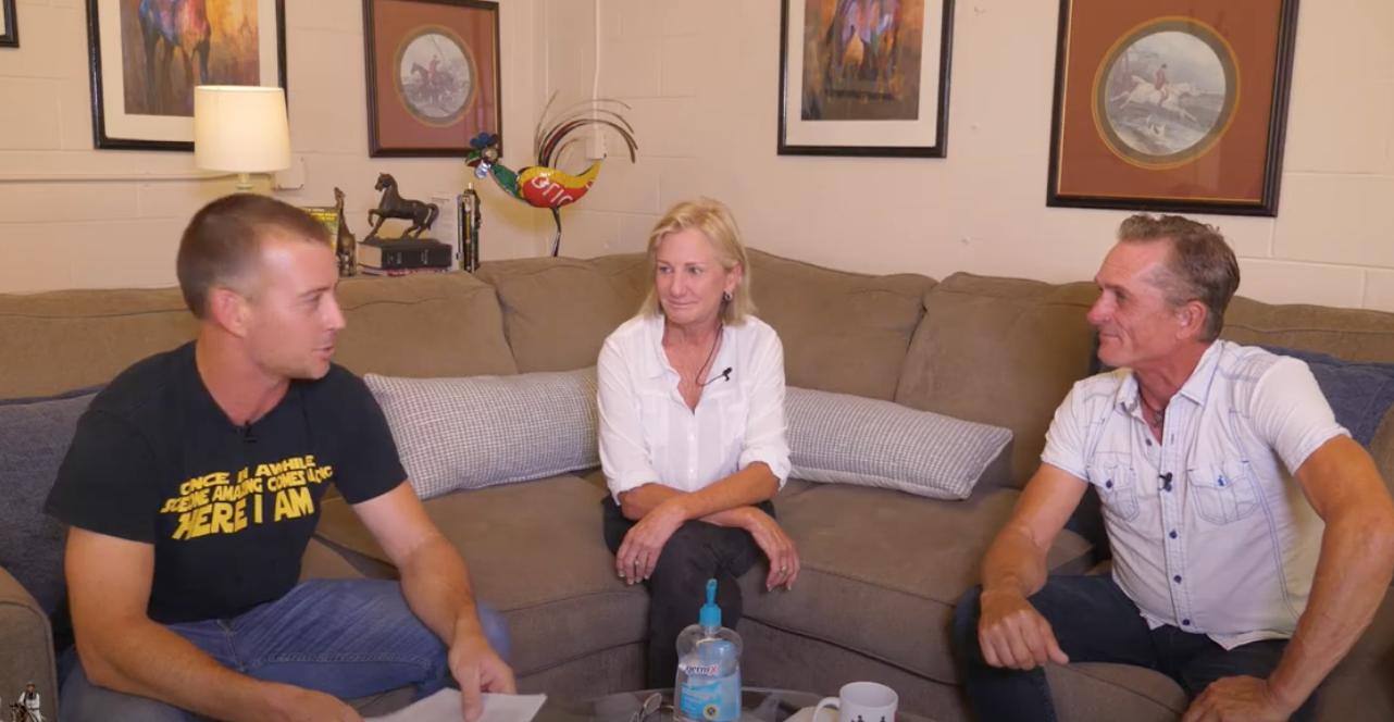 Vídeo de quarta-feira da Kentucky Performance Products: Sessões de sofá com Karen O'Connor | Nação de Eventos 5