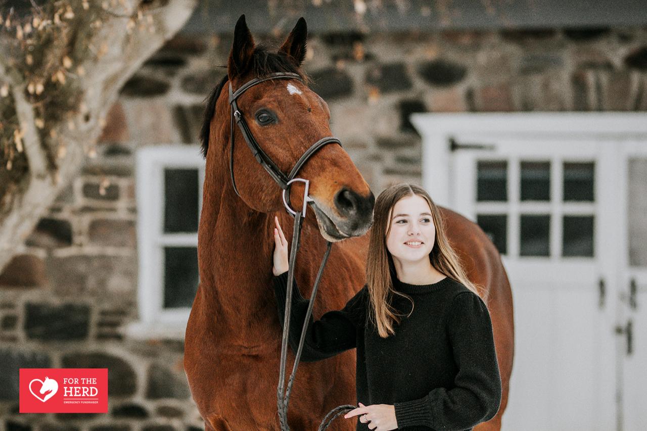 Para o rebanho: Haygain ajuda os cavalos que iniciaram nossas jornadas | Nação de Eventos 2
