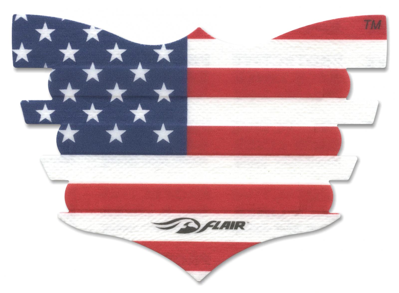 Mostre-nos as suas fotos patrióticas do cavalo para ganhar 2 pacotes de tiras de bandeira americana EUA! 2