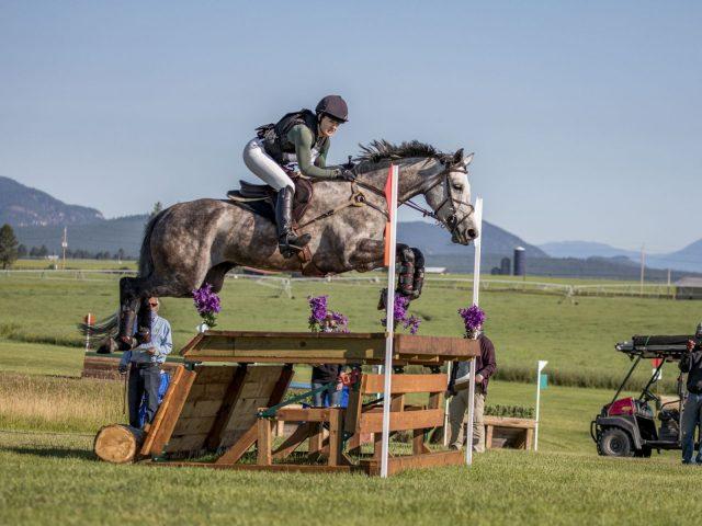 Quem pulou melhor? Rebecca Farm Edição Intermediária | Nação de Eventos 10