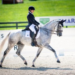 Liz Halliday-Sharp and Cooley Quicksilver. Photo by Shannon Brinkman Photography.